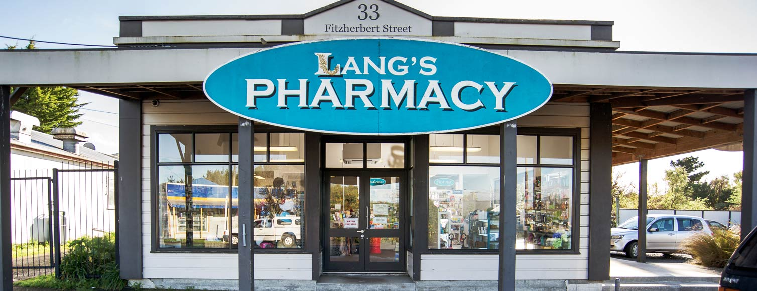 Lang's Pharmacy
