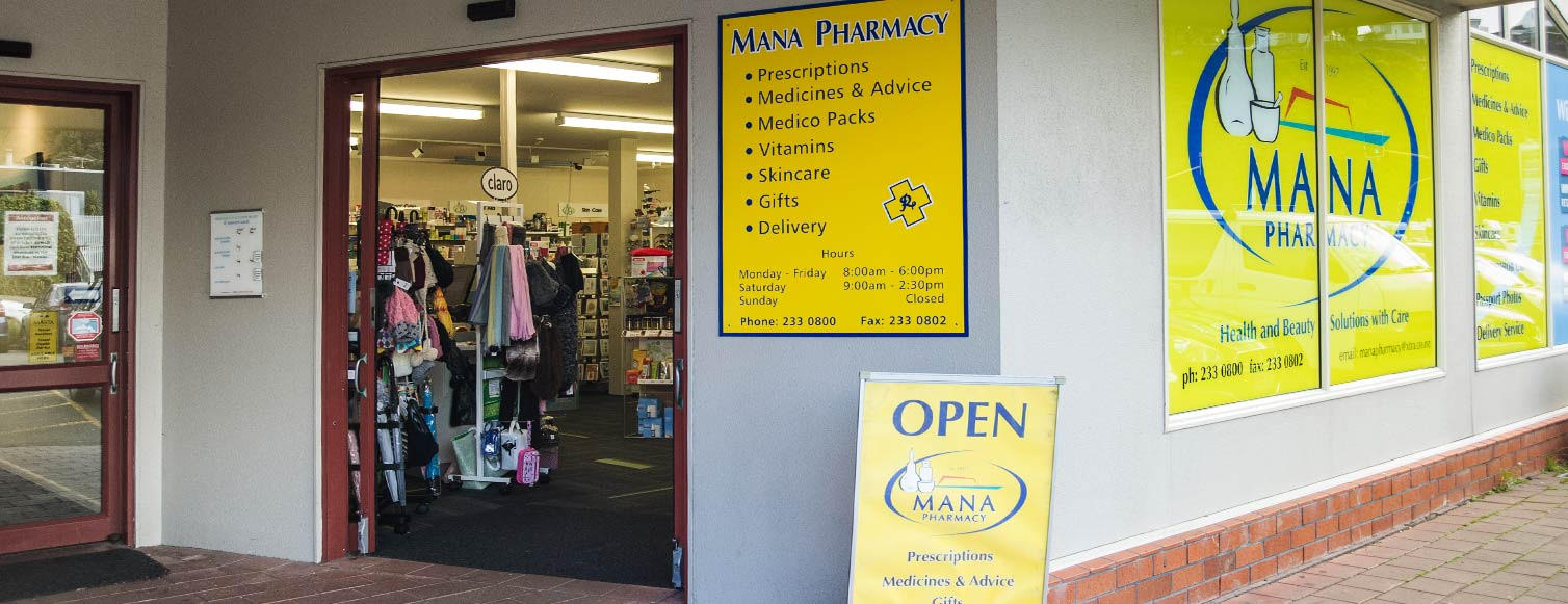 Mana Pharmacy