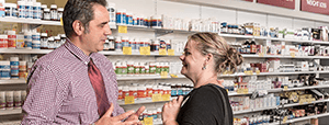 Pharmacy Solutions are here to help you keep well.
